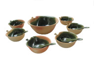 Dessert Set Forest Green ACDS-008