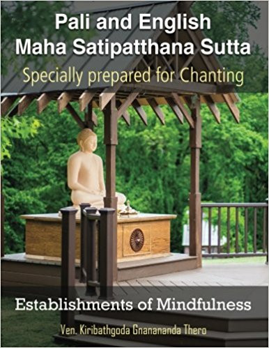 Establishments of Mindfulness: Maha Satipatthana Sutta (MHM-263)