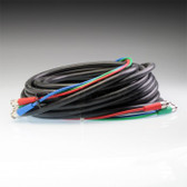 200ft Custom 5 Channel RG59 HD SDI BNC Cable (SNAKE-RG59-200-V5)
