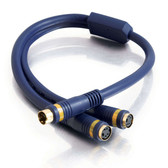 Velocity S-Video Y-Cable (29164)