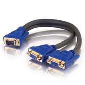 Ultima HD15M to Dual HD15F SXGA Monitor Y-Cable (29610)