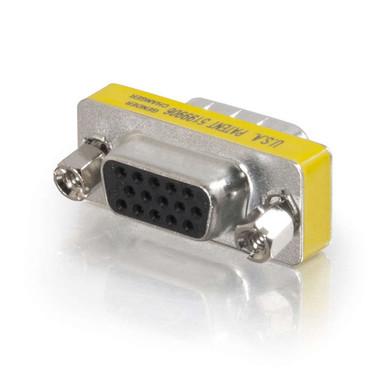HD15 VGA M/F Mini Port Saver Adapter (19942)