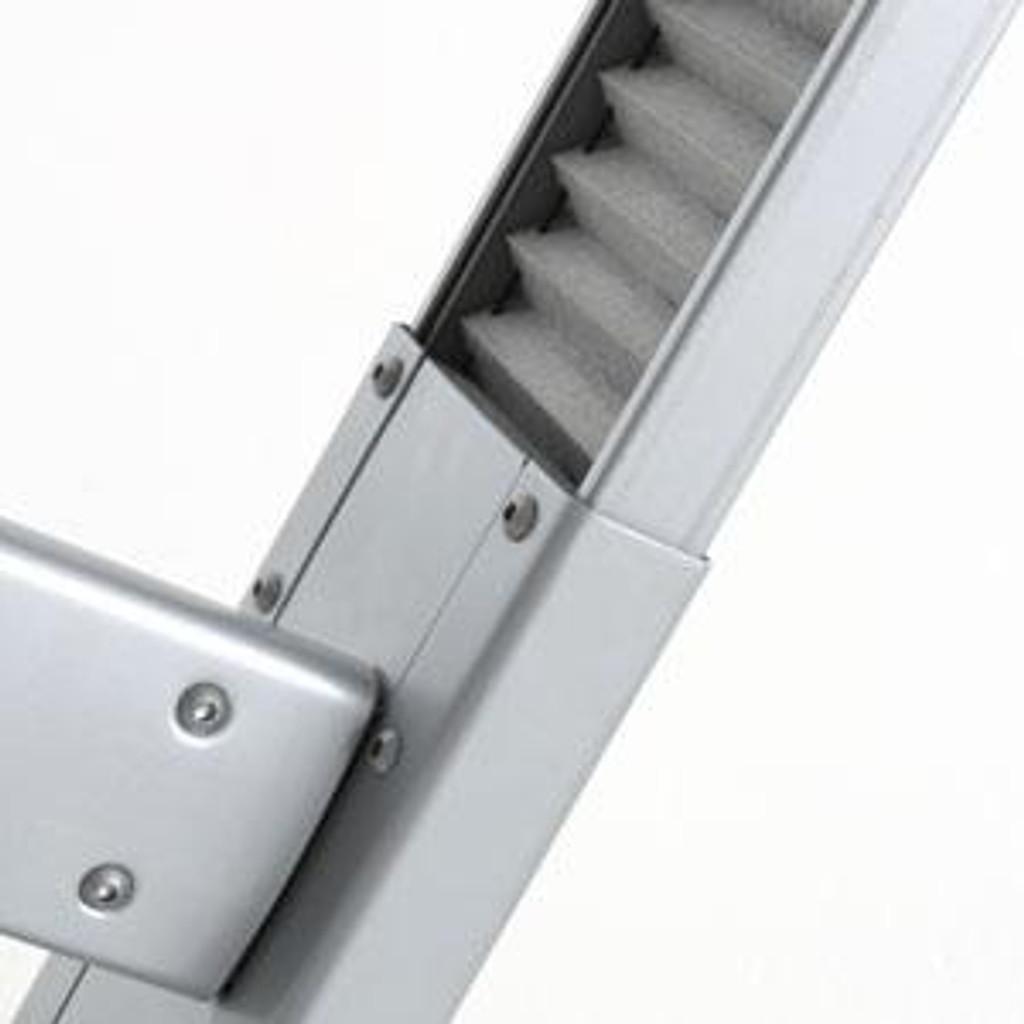 01-27 Electric Height Adjustable Rectangle Desk Leg