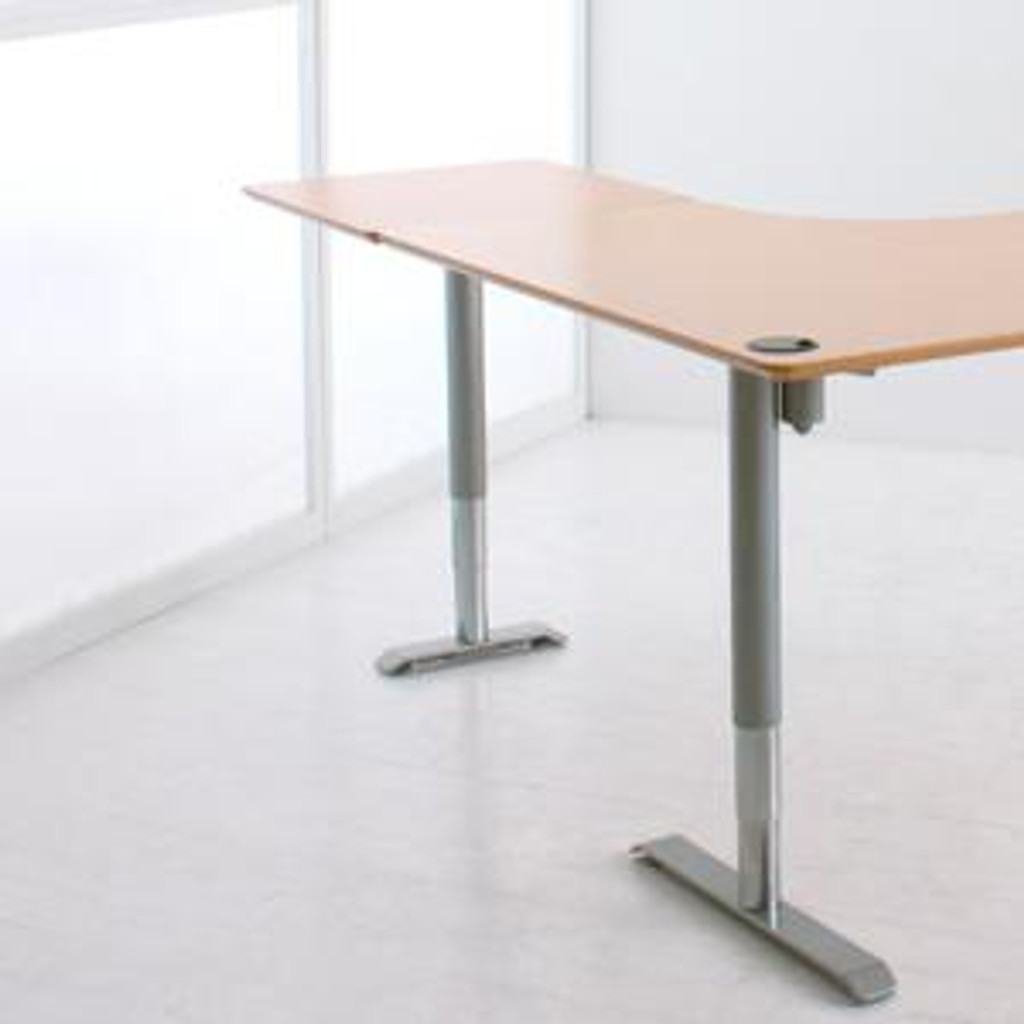 501-49 Electric Height Adjustable 3-Leg Desk (501-49)