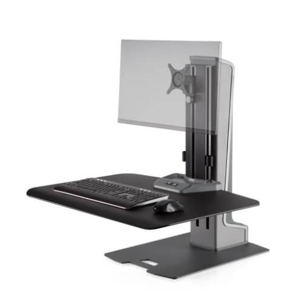 Winston-E Sit-Stand Workstation Single Monitor Mount (WNSTE-1)