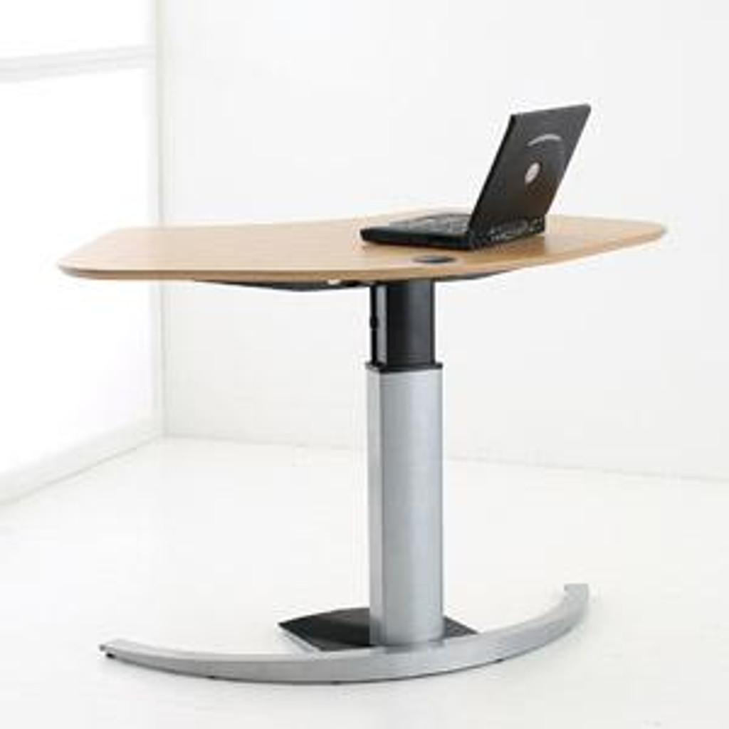 501-19 Basic Electric Height Adjustable Desk (501-19 1-leg)