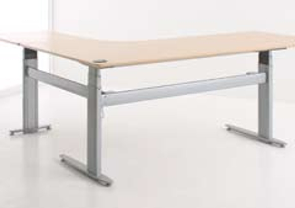 ConSet 501-25 3-Leg Electric Height Adjustable Desk