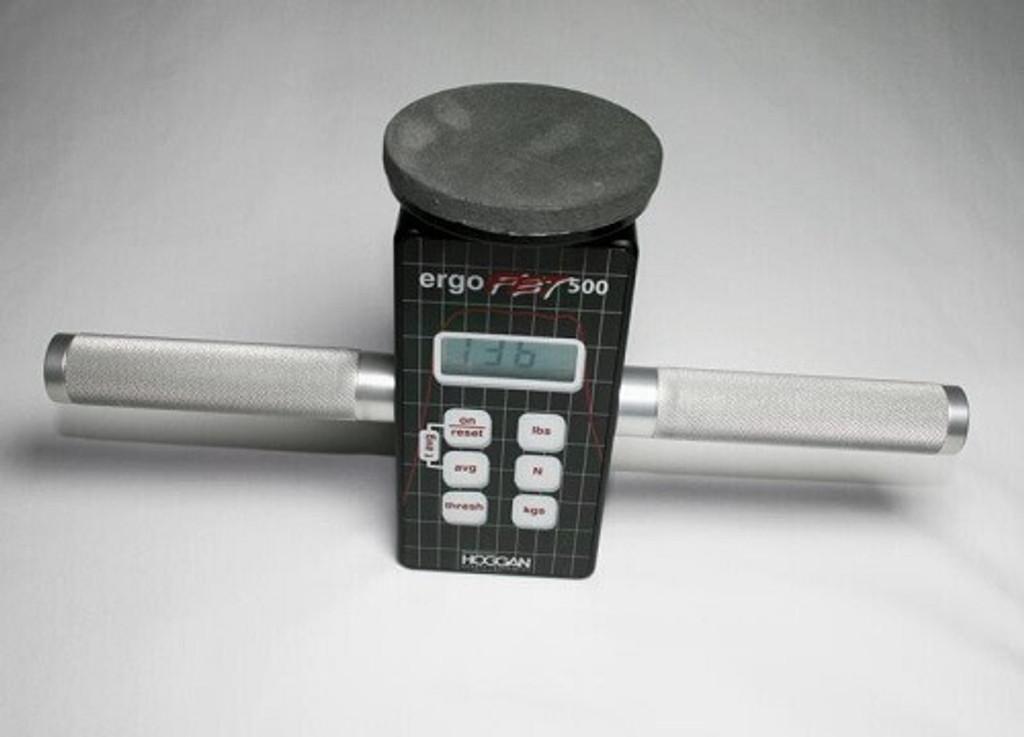 Hoggan Scientific ergoFET500 push pull force gauge