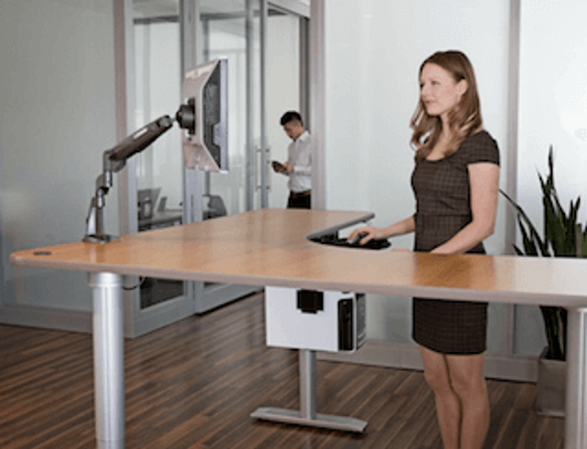 Sit vs Stand Who Benefits from SittoStand Workstations