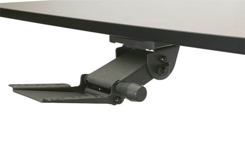 Lift and Lock Adjustable Keyboard Arm