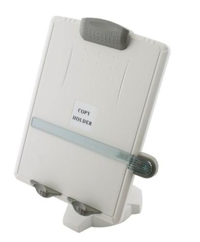 Weighted Base Ergonomic Copy / Document Holder