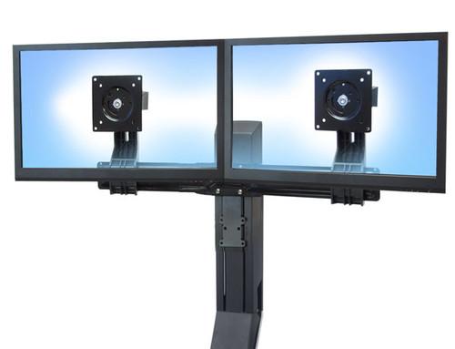 WorkFit Dual Tall-User Kit