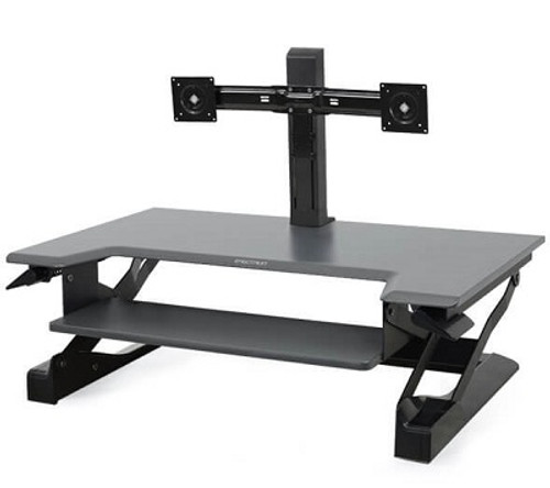 WorkFit-T and WorkFit-PD Dual Monitor