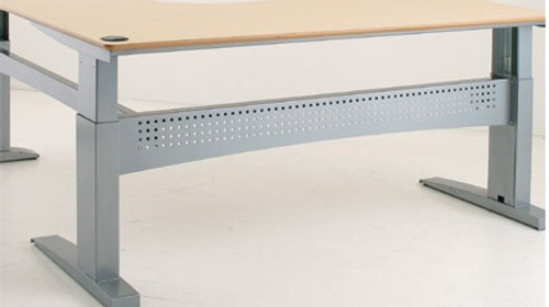 501-11 Electric Height Adjustable 3-Leg Desk
