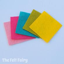 Small Felt Squares