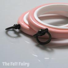 Pale Pink Flexi Hoop
