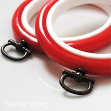 Red Flexi Hoop