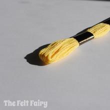 Daffodil Embroidery Thread