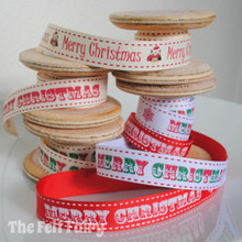 Christmas Ribbon Bundle - 10 metres