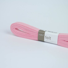 Baby Pink Felt Ribbon
