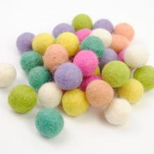 Unicorn Felt Ball Collection