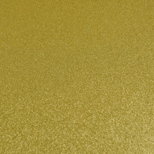 Yellow Gold Glitter Felt - 23cm x 30cm