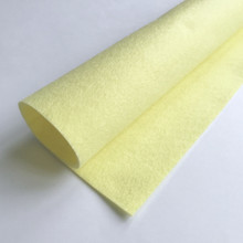 Sherbet Lemon - Polyester Felt Sheet