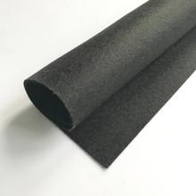 Black - Polyester Felt Sheet