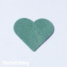 Sage Felt Square - Wool Blend Felt **Discontinued - Limited Stock**