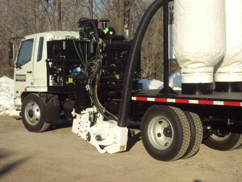 Plunge Cutting Truck Systems Dynatech