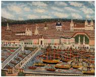 Jean Batiste Guiraud - View of Bordeaux