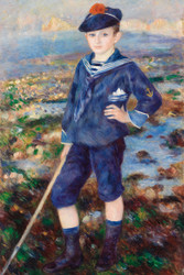 Pierre Auguste Renoir - Sailor Boy