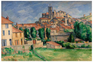 Paul Cezanne - Gardanne