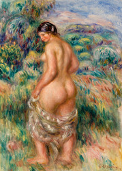 Pierre Auguste Renoir - Standing Bather