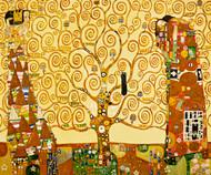 The Tree of Life by Gustav Klimt Expressionist Print