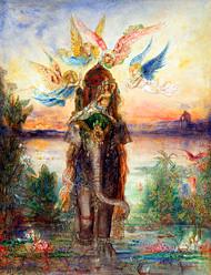 The Sacred Elephant Peri