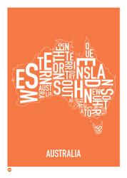 Australia Orange