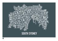 Sydney South Stormy Grey