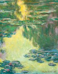 Waterlilies 1907