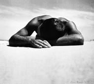 Sunbaker by Max Dupain Print