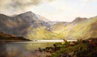 Loch Lomond and Loch Katrine