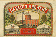 Carlton Brewery - Bouverie & Victoria Streets Melbourne