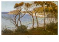 Pacific Beaches by Albert Hanson Australian Classic Art