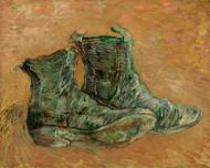 Vincent van Gogh Print Shoes