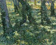 Vincent van Gogh Print Undergrowth