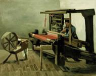 Vincent van Gogh Print Weaver