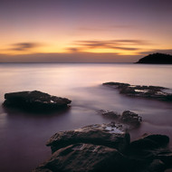Seascape Print Fairy Bower Coffee Shot by Jeff Grant