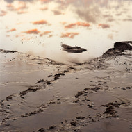 Seascape Print Narrabeen V Reflections by Jeff Grant
