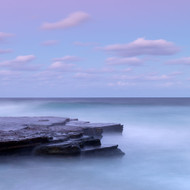 Seascape Print Turimetta 67 by Jeff Grant