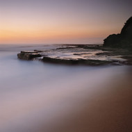 Seascape Print Turimetta by Jeff Grant